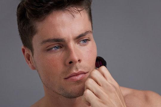 derma roller beard secret