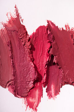 Various Shades Of Lipstick