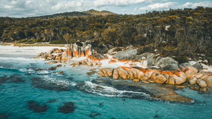 beautiful bay of fires