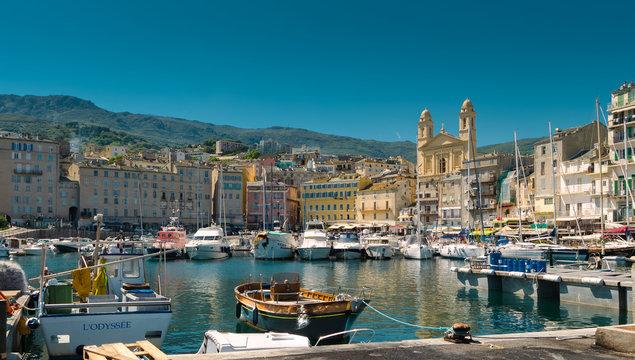Marina de Bastia