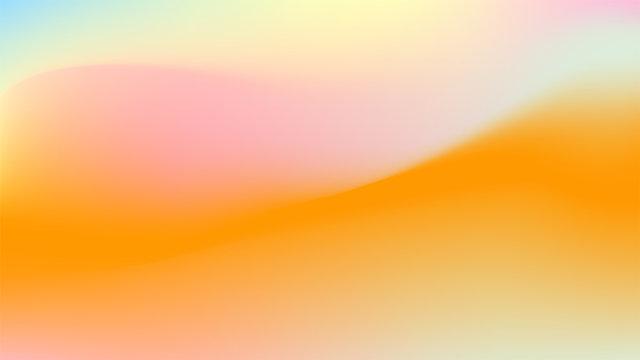 グラデーション 壁紙 シャーベットカラー 背景素材 カラフル