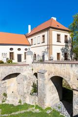 Fotomurales - Znojmo Castle, South Moravia Czech Republic