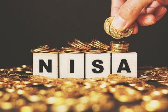 NISAと金貨