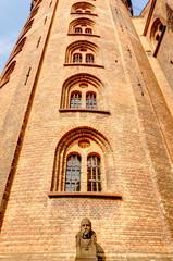 Fototapete - Copenhagen historical landmarks, HDR Image