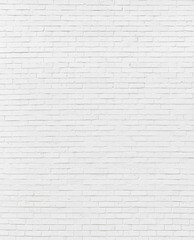 Spoed Foto op Canvas Baksteen muur white brick wall may used as background