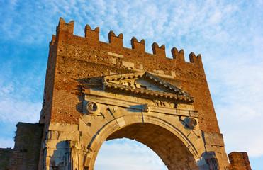 Wall Mural - Arch of Augustus n Rimini