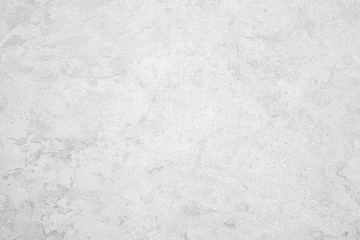 Texture of white monochrome decorative plaster or stucco. Abstract background for design. Banner with copy space for text. Fototapete