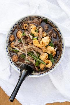 Thai Liver Soup