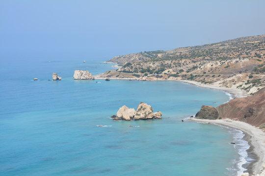 Aphrodite Beach Petra Tou. Romiou Chypre
