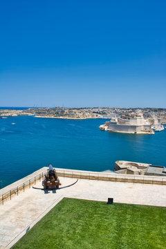 Malta - Valletta - Panorama