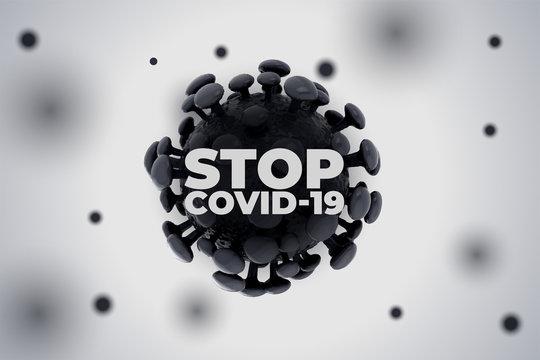 stop novel coronavirus covid19 from spreading background