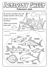 Activity sheet topic image 8