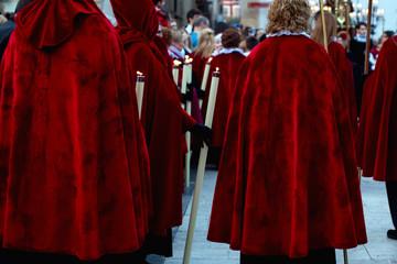 Tarragona Easter Parade