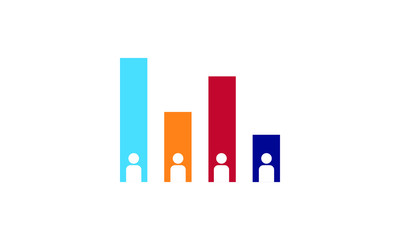 Exit polling icon vector  illustration