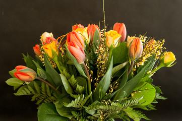 Fototapeta Buliet kwiatów obraz
