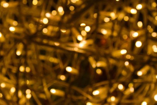 Full Frame Shot Of Illuminated Light Bulb