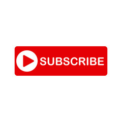 the subscribe button on youtube