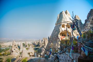 Photo sur Aluminium Cappadocia Valley View