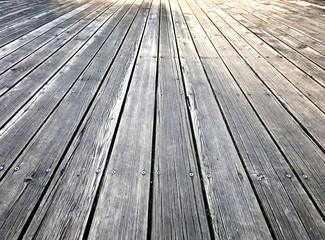 Fototapeta Full Frame Shot Of Boardwalk