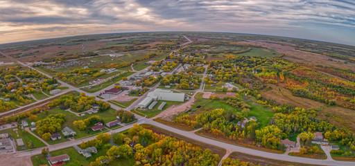 Eriksdale is a rural Farming Community in Manitoba, Canada