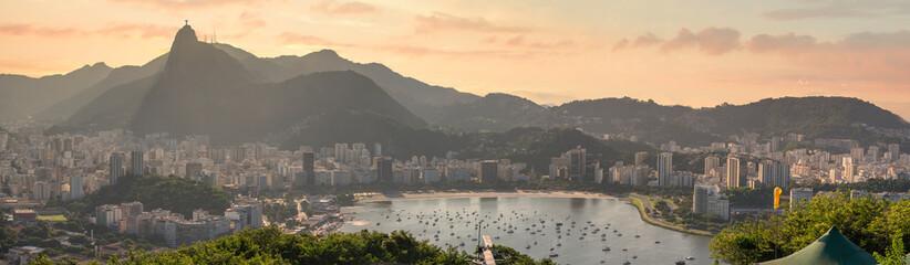 Poster Panorama Photos Rio De Janeiro, Brazil