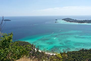 Scenic View From Ko Adang Ko Tarutao National Marine Park, Satun Province, Thailand, Asia