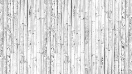 bamboo fence or wall texture background