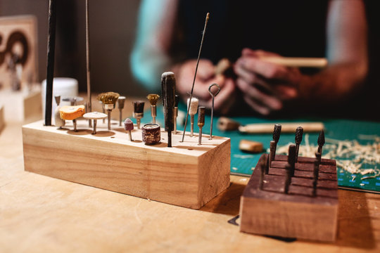 woodworking jeweler tools
