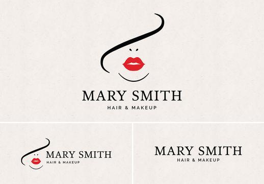 48 Best Makeup Logo Images Stock