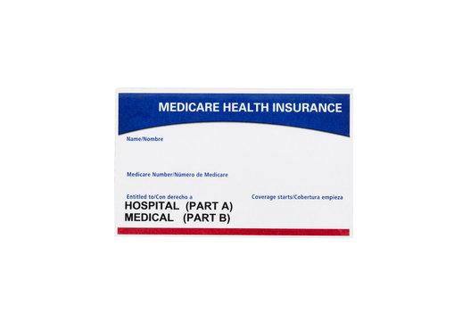 Medicare Health Insurance Card