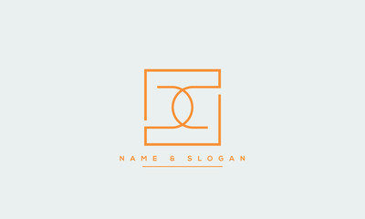 C ,CC  Letter Logo Design with Creative Modern Trendy Typography