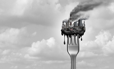Pollution And Food