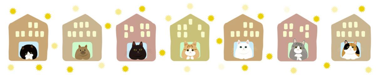 家にいる猫 自宅待機の猫