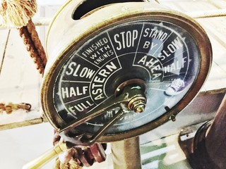 Old Ship Speed Control