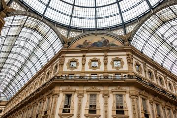 Keuken foto achterwand Milan Paysage à travers le nord de l' Italie