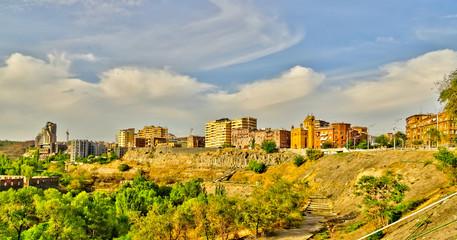 Wall Mural - Yerevan cityscape, Armenia