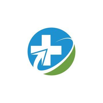 medical cross icon vector illustration design