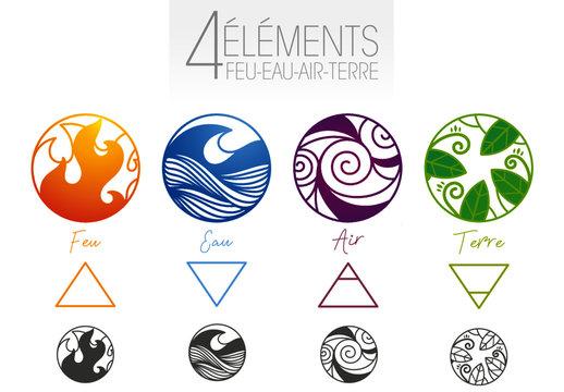 4 éléments
