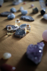 natural gemstone for crystal therapy