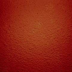 Vintage Rough grainy Stucco Dark Orange Background