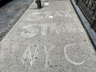 Coronavirus in New York City
