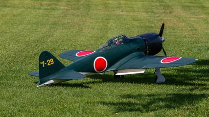 fighter model zero