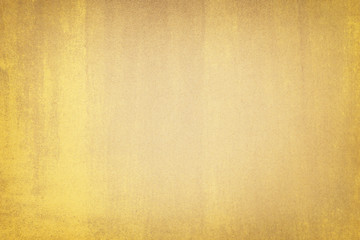 Wall Mural - Yellow coarse paper