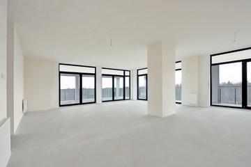 New apartments.