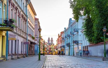old town of Kaunas ,lithuania Fototapete