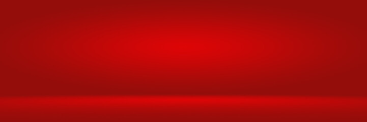 red for background and display your product Fototapete