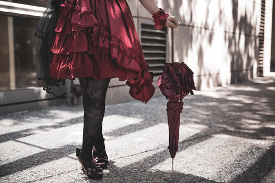 Lolita Fashion.