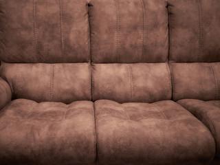Fototapeten Huhn The image of the sofa.