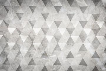 Gray prisms textured background design