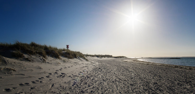 Heidkate - Blick auf die Ostsee
